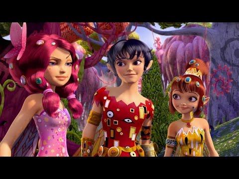Мия и Я - 1 сезон 24 серия - Слёзы радости | Мультики для детей про эльфов единорогов - DomaVideo.Ru