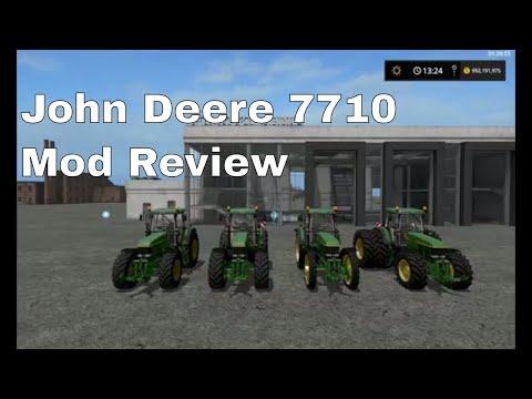 John Deere 7710 v1.0
