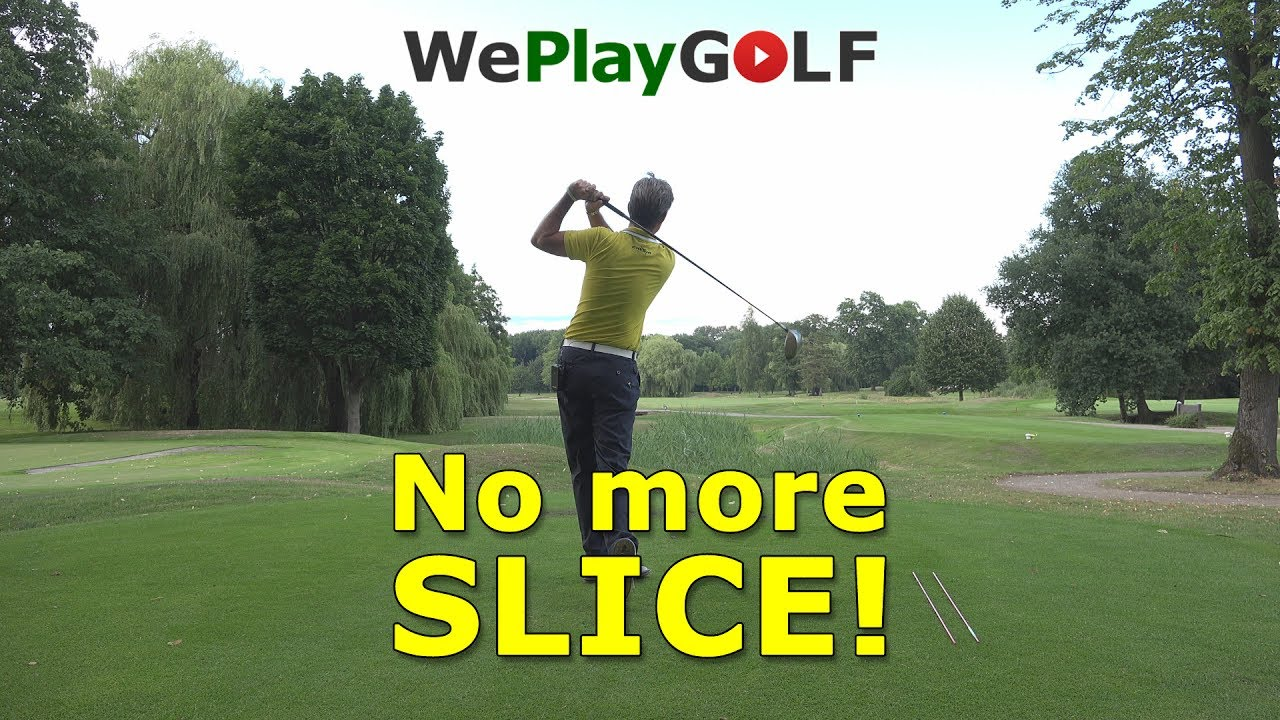 Get rid of that horrible slice on your drive