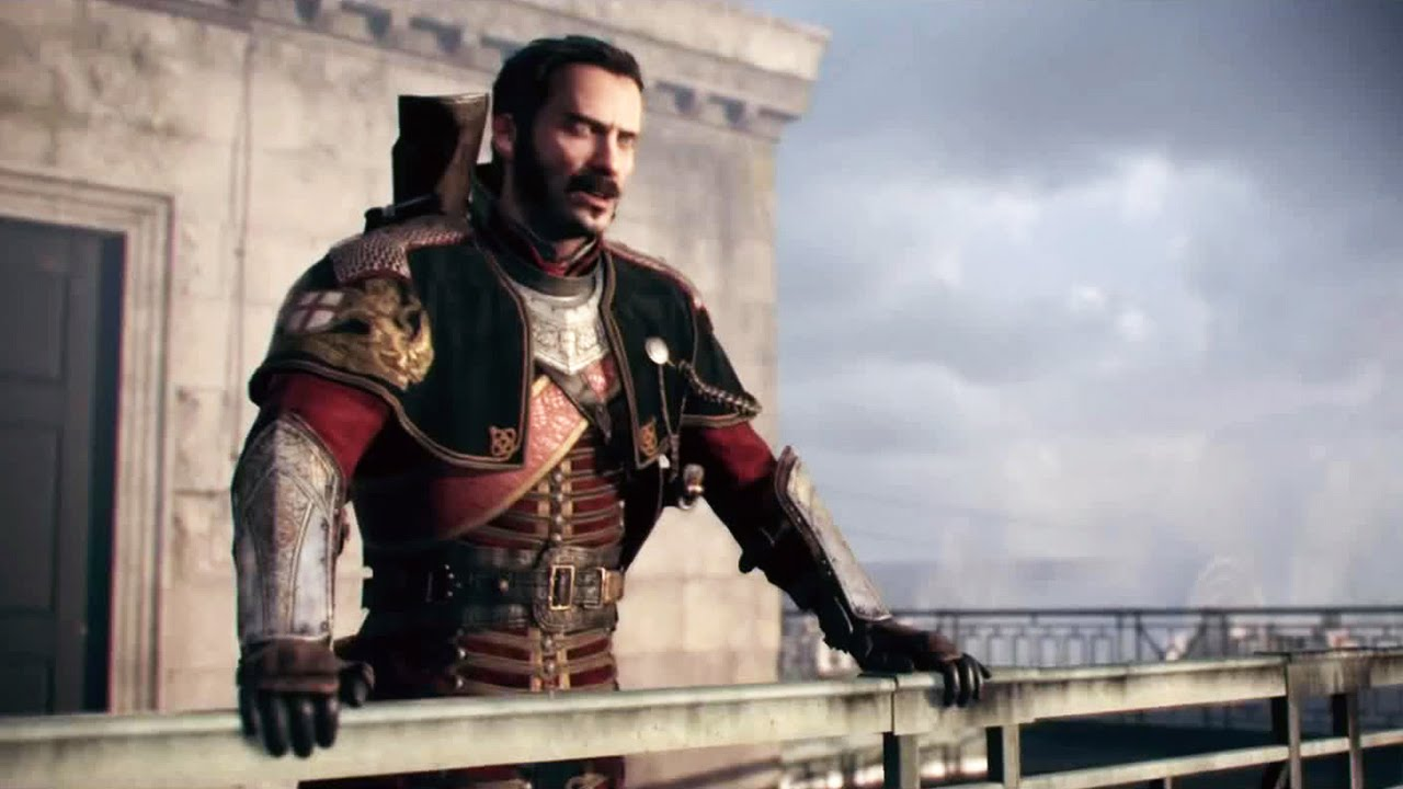 THE ORDER 1886 – DLC Trailer (PS4) #VideoJuegos #Consolas