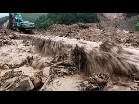 Unwetter in Vietnam - zahlreiche Todesopfer
