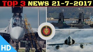 Today's Top 3 Latest Video on Indian Defence Updates shows you top 3 exclusive news from indian defence. 1. French govt...