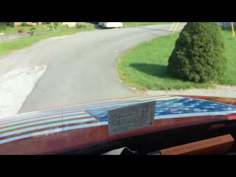 Video: Part three: Riding along with the Weber City Volunteer Fire Department