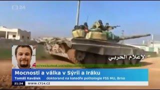 Mocnosti a válka v Sýrii a Iráku