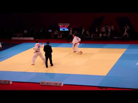 World Combat Games 2013 – Ju-Jitsu Duo System – Final – Netherlands – Spain (Men)