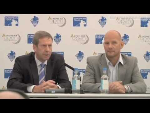 Lyoness Open Press Conference