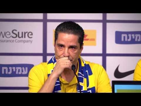 "Video - Βούρκωσε ο Σφαιρόπουλος: ""Από τις πιο όμορφες στιγμές της καριέρας μου"""
