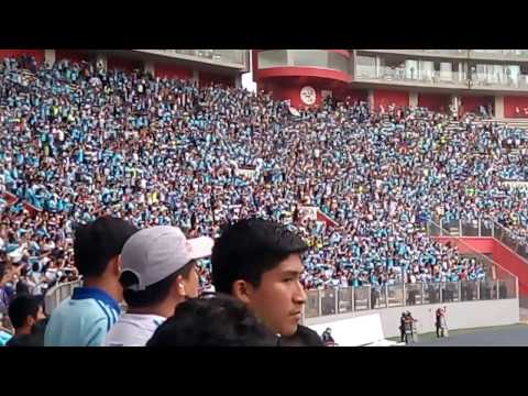 CRISTAL CAMPEON 2016 - Extremo Celeste - Sporting Cristal