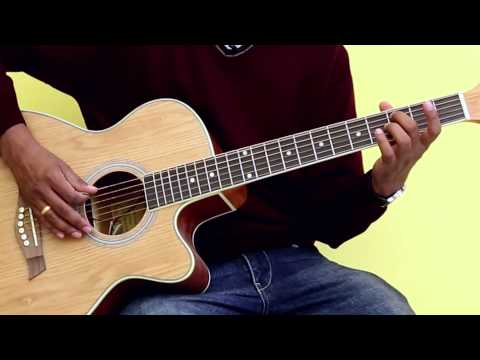 How To Play – C Major Scale – Guitar Lesson For Beginners