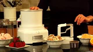 Frozen Yogurt – Ice Cream & Sorbet Maker Demo Video Icon