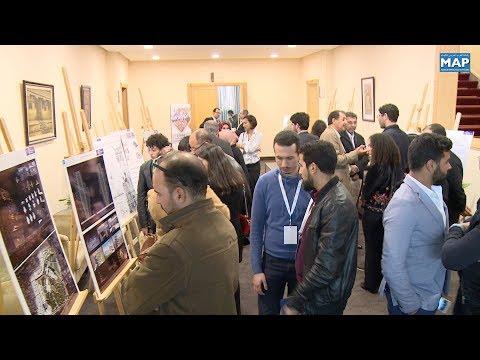 Exposition des travaux des étudiants en architecture