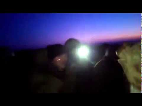 Укропы словили ополченцев под Дебальцево - DomaVideo.Ru