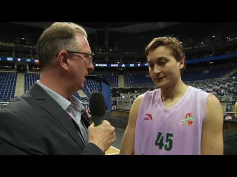 Pre-Game Interview: Ryan Broekhoff, Lokomotiv Kuban Krasnodar