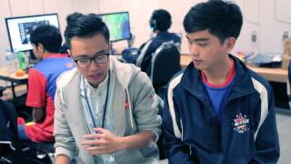 [IWCA 2015] Phỏng vấn Optimus, fifa online 3, fo3, video fifa online 3