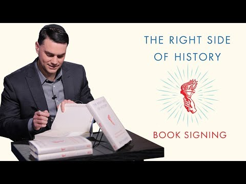 The Conversation Ep. 19: Ben Shapiro LIVE BOOK SIGNING