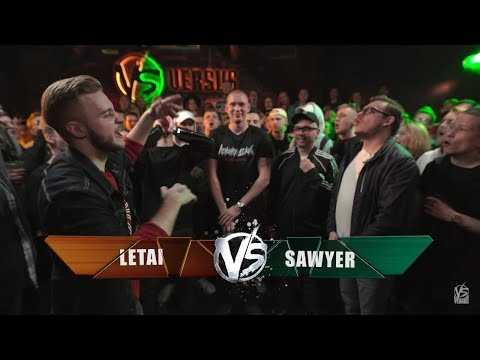 VERSUS: FRESH BLOOD 4 (LeTai VS Sawyer) Round 1 (видео)