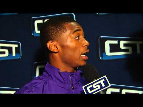 Jalen Mills Interview 9/3/2013 video.