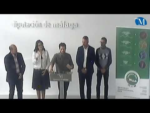 Presentación de la etapa en la provincia de Málaga de la Eurafrica Trail