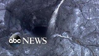 بالفيديو.. حفرة مائية غامضة تهدد مستقبل المياه بولاية فلوريدا الأمريكية