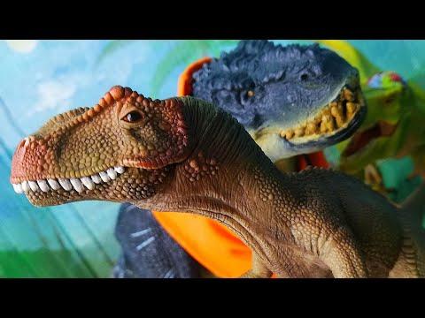 L' arrivo di Fimone [Il Parco dei Dinosauri 🐾 S2 Ep. 11]