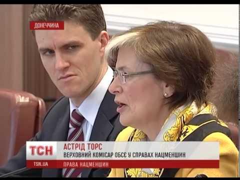 Місія ОБСЄ вивчатиме, як живуть національні меншини в Україні