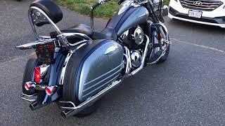 10. 2007 Kawasaki Nomad 1600cc