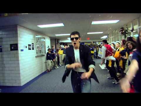 Glenbrook South High School Lip Dub 2011 (видео)