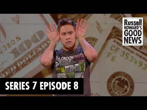Russell Howard's Good News - Series 7, Episode 8