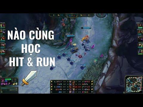 [Cẩm nang] Hướng Dẫn : Hit And Run thumbnail