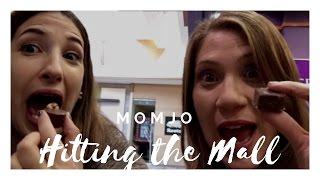 Black Friday Shopping - Momjo Hits the Mall