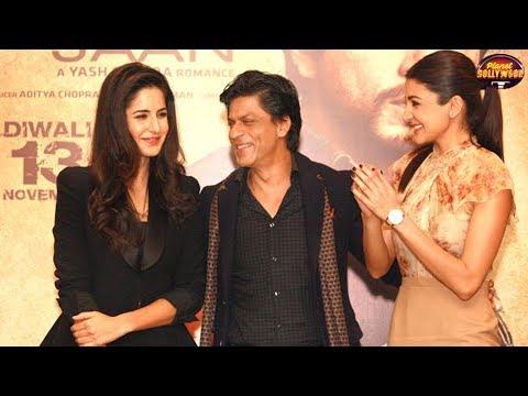 Jab Tak Hai Jaan Trio (SRK, Katrina & Anushka) To