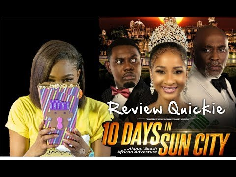 10 Days in Sun City Review Quickie