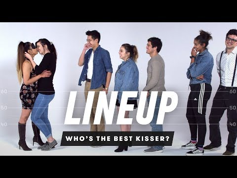 Who's the Best Kisser? - Lineup (видео)