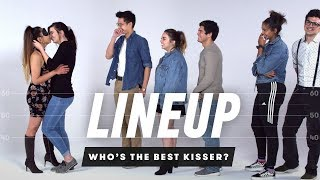 Video Who's the Best Kisser? | Lineup | Cut download in MP3, 3GP, MP4, WEBM, AVI, FLV January 2017