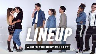 Video Who's the Best Kisser? - Lineup MP3, 3GP, MP4, WEBM, AVI, FLV Januari 2018