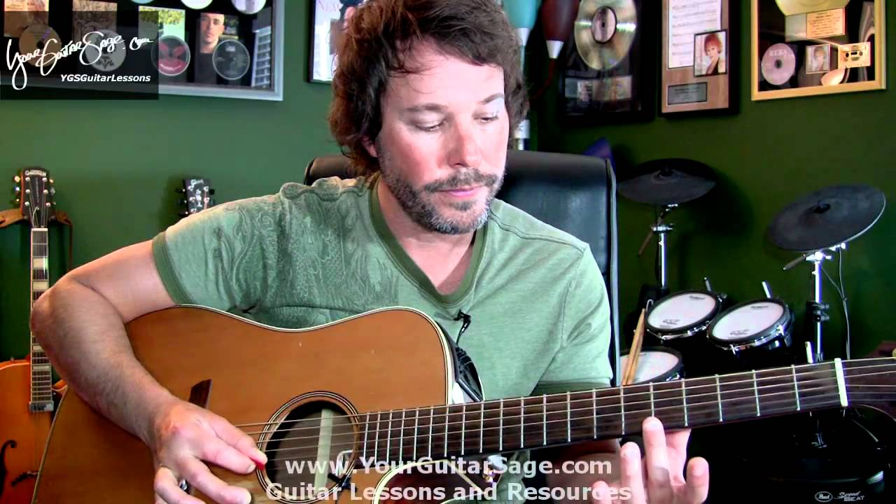 Advanced Harmonics – Beginner Acoustic Guitar Lesson