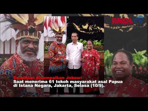 Jokowi Akan Bangun Istana Presiden Di Papua