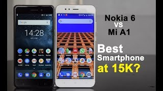 Video Xiaomi Mi A1 vs Nokia 6: camera, display, performance and design MP3, 3GP, MP4, WEBM, AVI, FLV Februari 2018