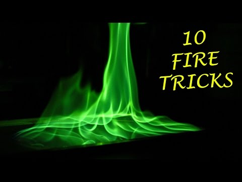 ✔ TOP 10 BEST Fire Tricks