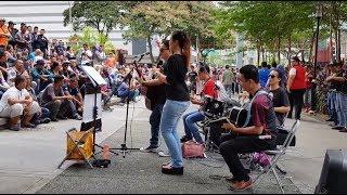 JARAN GOYANG-Nurul feat Redeem buskershappy dangdut