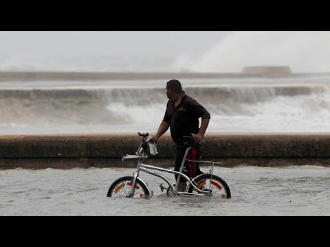 Δέκα νεκροί στην Κούβα από τον τυφώνα Ίρμα