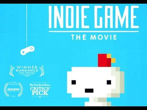 Инди-игры ( фильм о процессе создания игр )