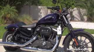 8. New 2014 Harley Davidson Sportster Iron 883 Motorcycles Color Specs