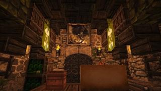 Monastery interiors round 3 update :: Dukonia Survival #012