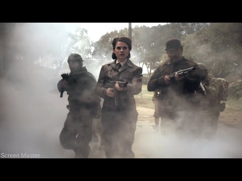 Peggy Carter Arrests Whitehall // Cameo Intro Scene   Agents of S.H.I.E.L.D. (2x1) [HD]