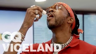2 Chainz Goes to a Weed Dispensary in Las Vegas | Most Expensivest | VICELAND & GQ