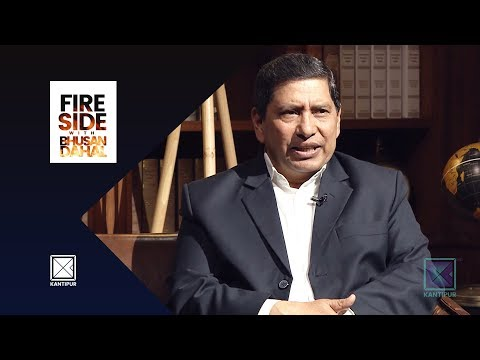 (Narayan Kaji Shrestha (Spokesman, Nepal Communist Party) - Fireside | 10 December 2018 - Duration: 44 minutes.)