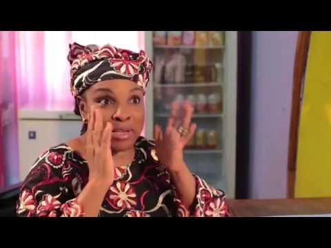 "Liz Benson Summons Her Daughter To Alhaji's Home In "" Child Not Bride "" {1/4]"