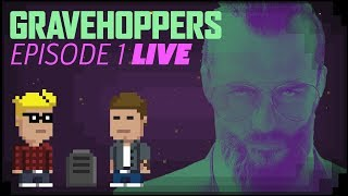 Far Cry 5 with 1 Life? - GraveHoppers Series Premiere LIVE