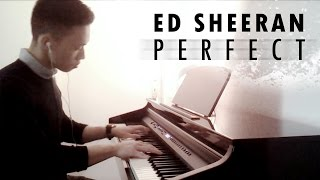 Video Ed Sheeran - Perfect (piano cover by Ducci) MP3, 3GP, MP4, WEBM, AVI, FLV Juli 2018